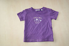 Tee shirt violet neuf 3-6 mois marque Mexx            (md)