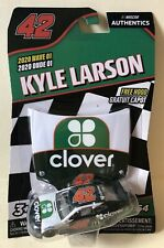 2020 Nascar Authentics Wave 01 Kyle Larson #42 Clover 1/64 Diecast