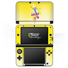 Nintendo 3 DS XL Folie Aufkleber Skin - Excited