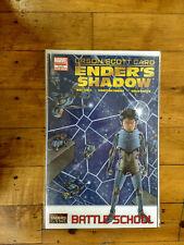 Marvel Ender's Shadow Battle School #3 of 5 Unread Condition