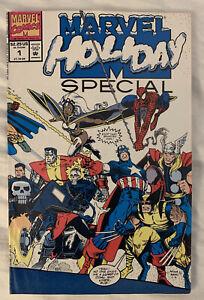 Marvel Holiday Special 1991 Marvel Comics