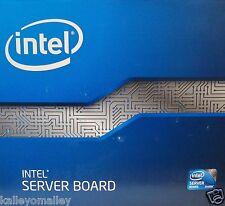 Intel DBS2400EP4 S2400EP4 Server Board, SSI CEB, Socket B2, DDR3 New Retail Box