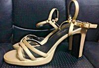 Fanfares Women's Tan Sandals Size 6