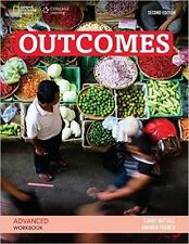 Outcomes Advanced: Workbook and CD, , New, Paperback