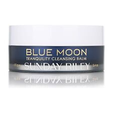 Sunday Riley Blue Moon Tranquility Cleansing Balm 3.5oz FULL SIZE