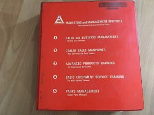 Allis Chalmers Gleaner L & M Combine Factory Service Manual OEM
