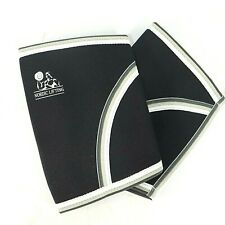 1 Pair Nordic Lifting Elbow Sleeves - Support & Compression for Weightlifting (X