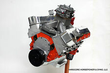 565ci Big Block Chevy Pro-Street Engine 675hp+ Built-To-Order Dyno Tuned