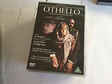 Othello (DVD) (1990) MINT/EX