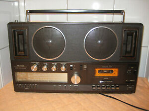 Vintage. GRUNDIG RR-2000 Radiorecorder. Ghettoblaster