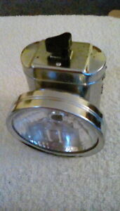 Vintage PIFCO Giant Head Cycle Lamp .1970's
