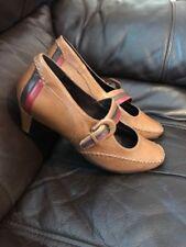 Hotter Navajo Brown Leather shoes  Size 6 1/2