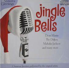 Jingle Bells Christmas Favorites Various Original Artist Dean Martin Drifters CD
