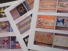 Marx Revolutionary War & Fort York Mohawk playset guide 3401 3404 3402 3408 4170