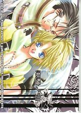 Final Fantasy 10 X doujinshi Auron x Tidus Sea Song Tra