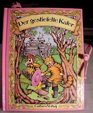 Der Gestiefelte Kater (Puss in Boots) Collector's 3D Pop-up Picture Book Germany