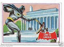 1966 Batman Red Bat (17A) Link To Lincoln
