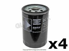 Porsche 924 944 968 (1983-1995) Oil Filter (4) MAHLE OEM