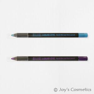 """1 MILANI Liquide Eye Comme Métallique Crayon Eyeliner """" Pick Votre 1 Couleur """""""