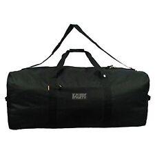 Heavy Duty Large Square Cargo Duffel 42 Inch Jumbo Gear Bag Big Equipment Bag...