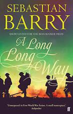 A Long Long Way, Barry, Sebastian, New Book