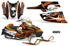 SIKSPAK Sled Wrap Arctic Cat Firecat Sabercat Z1 Snowmobile Graphic 03-06 REBR O