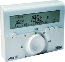 Delta Dore Del6050416 Thermostat D'ambiance programmable Électronique filaire