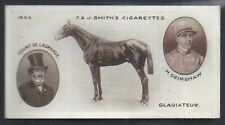 SMITHS-DERBY WINNERS-#02- HORSE RACING - GLADIATEUR