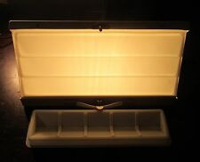 Vintage Smith Victor Slide Viewer Sorter portable with light and tray