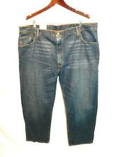 Levi's 46 x 32 NWT 559 Blue Jeans Relaxed Fit Straight Leg Sits Below Waist NEW