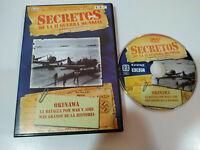 Okinawa Secretos de la II Guerra Mundial BBC - DVD Español ingles - AM