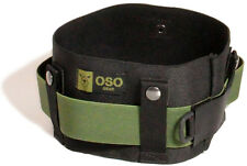 Elastic Helmet Band, 4 Straps With Snaps for Attaching Goggles / Torch / Helmet