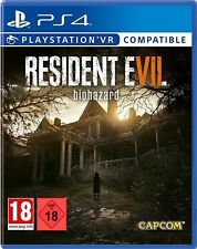 Ps4 jeu RESIDENT EVIL 7 Biohazard VR compatible article neuf