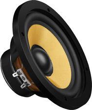 2 Monacor SPH-174KE Kevlar Hifi 8Ohm 17cm 168mm Tieftöner Bass Lautsprecher PAAR