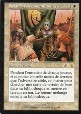 MTG Magic - Exode - Serment des hommes liges -  Rare VF