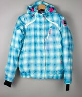 ICEPEAK Women Waterproof Skiing Jacket Size M (UK:12 US:10 FI:38) AVZ525