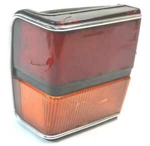 1996 Bentley Turbo R Left Driver Side Outer Tail Light (Quarter Mounted)
