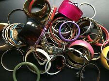 Jewellery - Bag Unsorted Jewellery 1kg mainly Bracelets/Bangles (3)