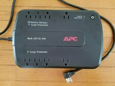 APC Back-UPS ES 450 Battery Backup/Surge Protection - Battery Not Included