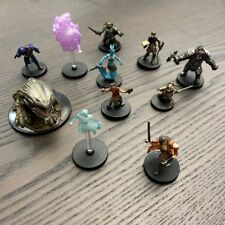 Lot11Pcs Monster Menagerie D&D Miniature Dungeons & Dragons 6 7 13 19 figure toy