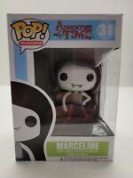 Funko Pop! Television Adventure Time #31 Marceline Vinyl Figure Vaulted