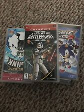 Star Wars: Battlefront 2 Greatest Hits (Sony PSP) w case and insert