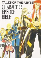 Tales of the Abyss: Character Episode Bible Book Japan Game Anime 2007