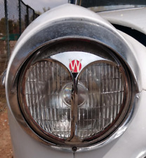Pair Of Willys Vintage Auto Parts Headlights Part Fits Willys