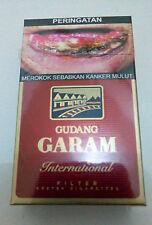 Gudang Garam International Filter Kretek - 5 Pack (5x12) -  NEW,FRESH & SEALED