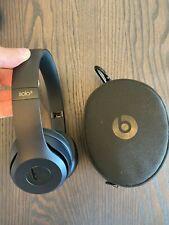 Beats by Dr. Dre Solo3 Wireless Headphones - Matte Black