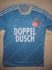 adidas Trikot 1. FC Köln Doppeldusch M #8 vintage 80er oldschool doppel dusch