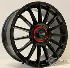 Felgensatz OZ Superturismo Evoluzione Gloss Black + RL 8,5x19 VW