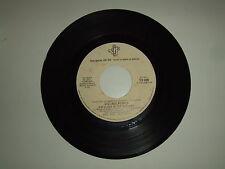 "Village People / De Electronica's - Disco Vinile 45 giri 7"" Ed. Promo Juke Box"