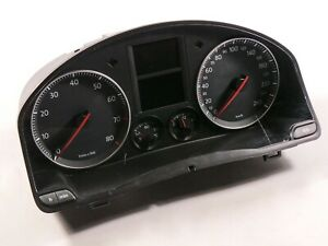 VW Golf 5 V Golf Plus 1 Jetta 3 Kombiinstrument 1K0920852A Tacho 1,6L 2,0L